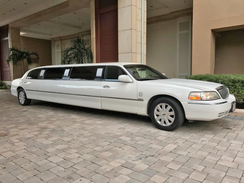 Using a Limo to Obtain Seed Funding